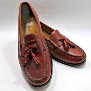 Men's Cole Haan Nike Air Size 9 Brown Shoes EUC